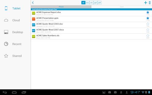Docs To Go Premium Key 文档编辑应用[Android] $6.99丨反斗软件值得买